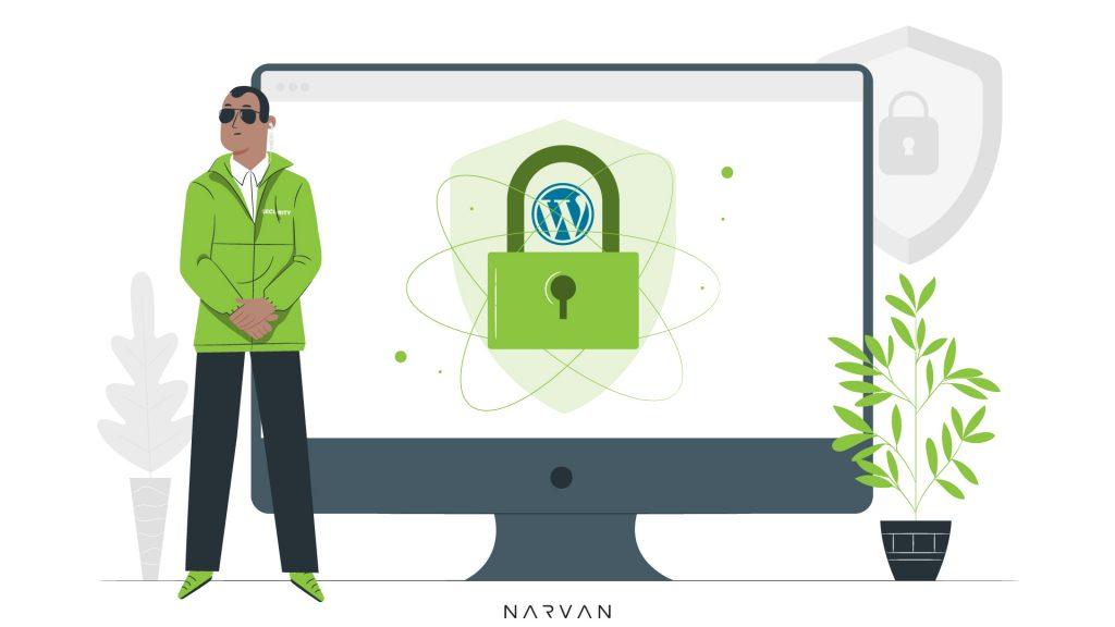 طراحی سایت و امنیت وردپرس