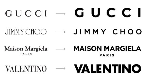 طرحی لوگو برای برند پوشاک
