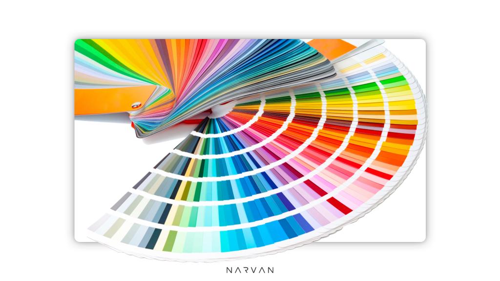 چه رنگی را برای طراحی سایت انتخاب کنیم