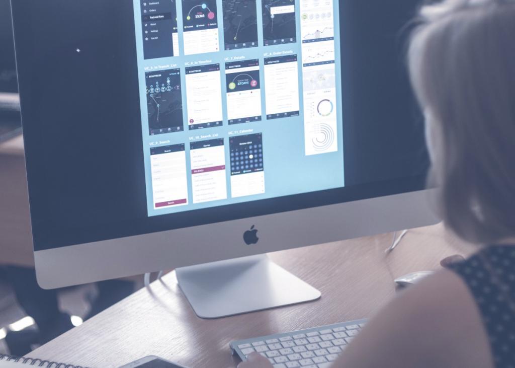 طراح رابط کاربری یا UI