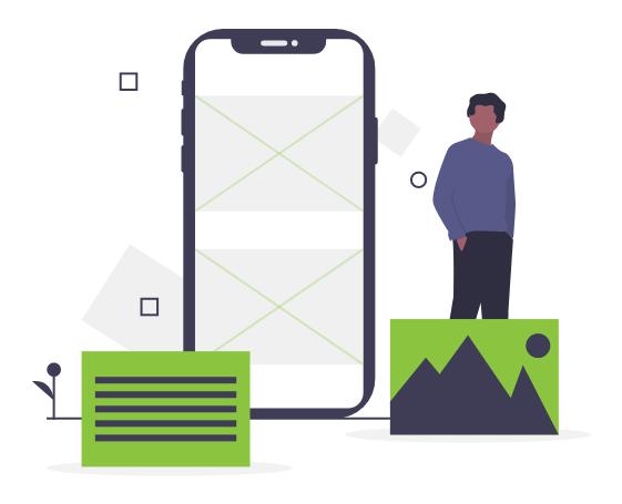 طراحی رابط کاربری اپلیکیشن و وب اپلیکیشن
